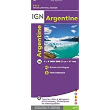IGN #85128 ARGENTINE