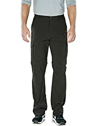 Men's Quick Dry Convertible Hiking Cargo Pants