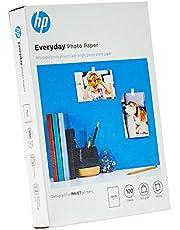 HP Everyday-fotopapier, glanzend, 200g/m2, 10x15cm, 100 vellen
