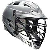 Cascade Silver CPV-R Lacrosse Helmet Black
