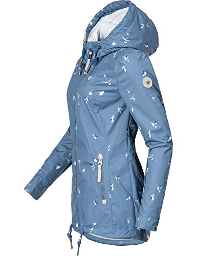 Blouson Blouson Femme Femme Bleu Bleu Bleu Bleu Femme Blouson Ragwear Ragwear Blouson Ragwear Femme Blouson Ragwear Ragwear pUn60