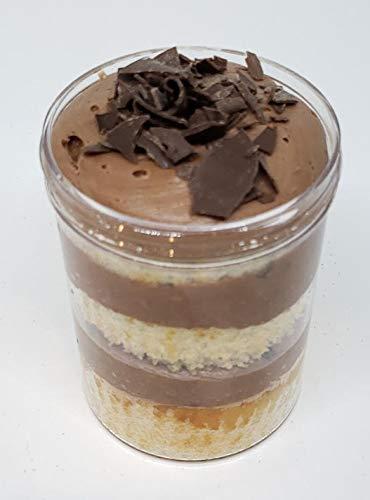 Cake Cupcake In A Jar By Cakeworx Gourmet Vanilla Chocolate