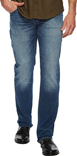 Hudson Jeans Men's Byron Straight Leg Jeans, Cruise, 34