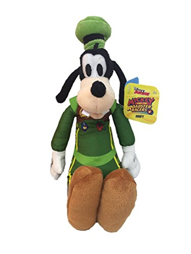 Racer Plush - Disney Junior - Mickey and the Roadster Racers - Goofy