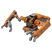 Space pod Club 03 [general-purpose construction machine for repair] [Orange, Set of 2 molded of clear orange] (NON scale plastic kit) (japan import)