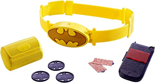 Batman Belt For Kids (DC Super Hero Girls Batgirl Utility Belt)