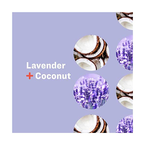 Lavender and Coconut
