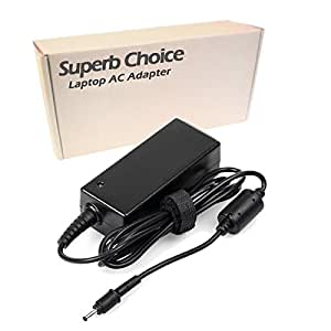 Samsung Np900x1a Np900x1b Np900x3a Np900x3b Np900x3cs New Series 9 Ultrabook Cargador Adaptador - cable de alimentación europeo incluido - Superb Choice® 40W Alimentación Adaptador para Ordenador PC Portátil