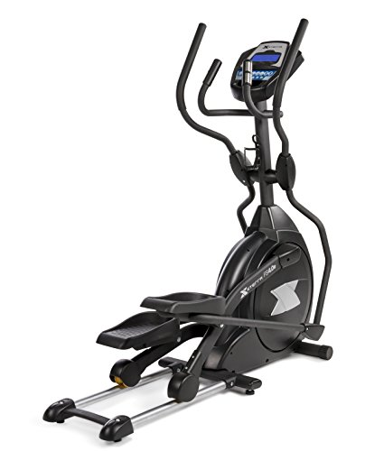 Xterra Fitness FS4.0e Elliptical Trainer, Black