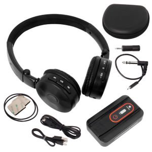Deteknix Wireless Garrett AT Headphones WA
