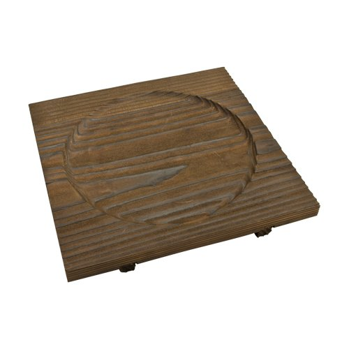 YAKISUGI WOODEN BASE by TableTop King
