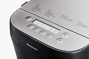 Panasonic SD de zd2010kxh – Panificadora (, color negro