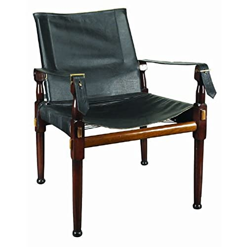 Campaign Occasional Arm Chair