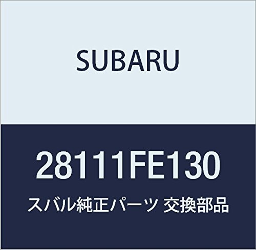 SUBARU (スバル) 純正部品 デイスク ホイール アルミニウム インプレッサ 4Dセダン インプレッサ 5Dワゴン 品番28111FE130 B01N00GZ0B