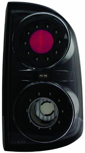 - IPCW LEDT-404CB Bermuda Black LED Tail Lamp - Pair