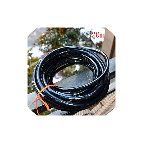Easy-S-E-H Irrigation 8/11 Hose 3/8 'Drip Garden Hose Watering and Irrigation,20M