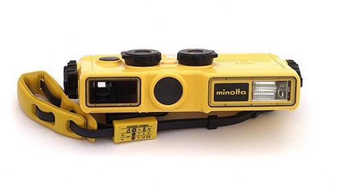 Minolta Waterproof Camera - 5