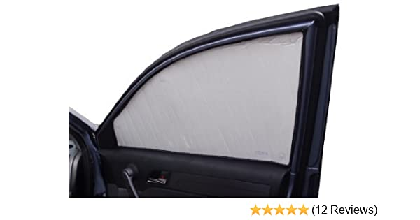 Amazon com: SIDE WINDOW Front Seat Set/2 Sunshades for