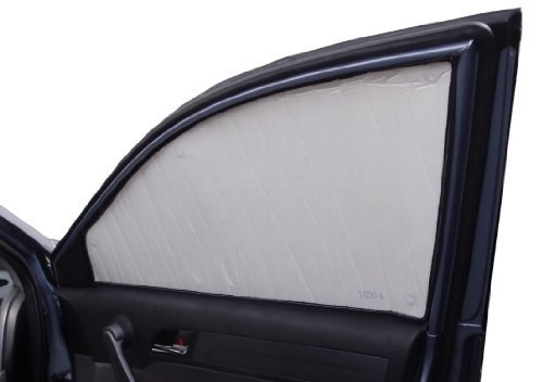 SIDE WINDOW Front Seat Set/2 Sunshades for Freightliner M2