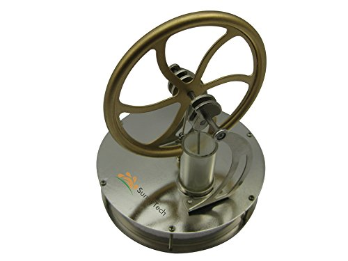sunnytech-low-temperature-stirling-engine-motor-steam-heat-education-model-toy-kit-lt001