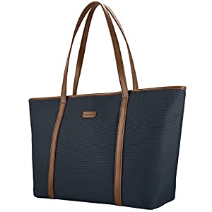 CHICECO Travel Bag fits to Laptop for Women Extra Large Work Tote Bag