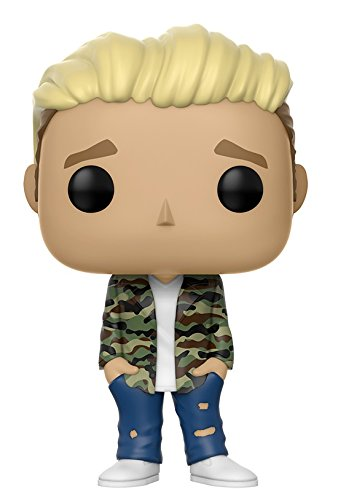 Funko Pop Rocks: Music - Justin Bieber Toy Figure