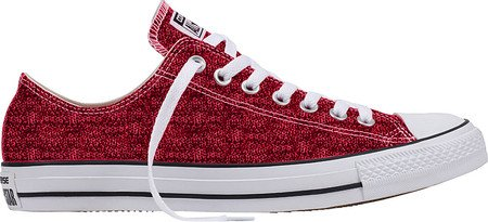 Converse Unisex Ctas Ox Shoes Casino / Nero / Bianco