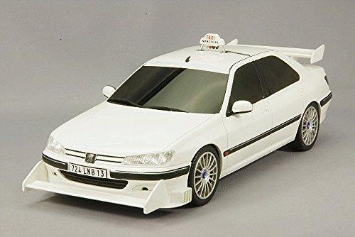 1/18 プジョー 406 タクシー(ホワイト) OTM169