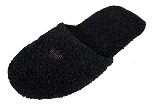 marino Armani de zapatillas esponja azul Emporio wgTXxqT