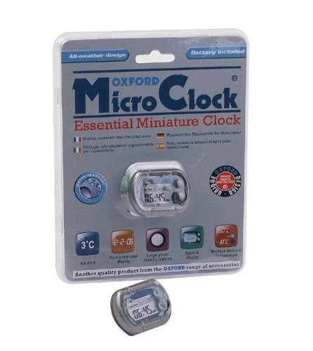 Amazon.com: Oxford OF219 Micro Clock 1.8