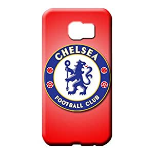 samsung galaxy s6 Heavy-duty Shockproof skin mobile phone carrying cases chelsea fc