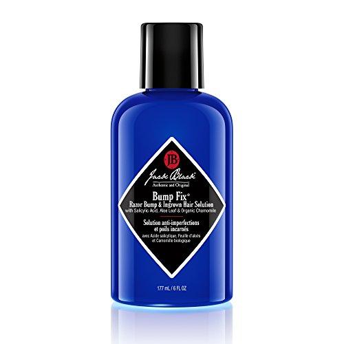 Jack Black Bump Fix Razor Bump & Ingrown Hair Solution, 6 fl. oz (Hair Fix)