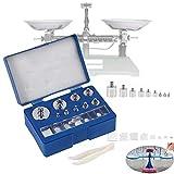 17Pcs Precision Calibration Weight Set,Precision