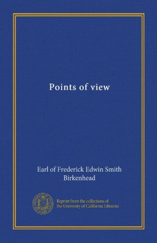 Points of view - Point Birkenhead