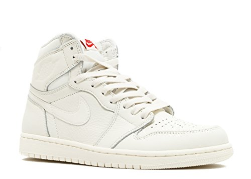 Nike Men's Air Jordan 1 Retro High OG Sneakers (Size: 10)