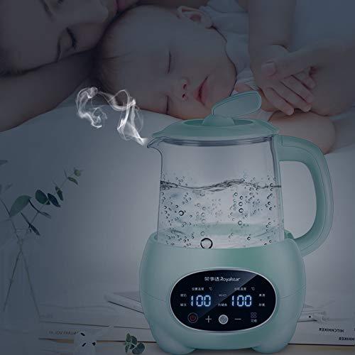 Thermostat-Wasserkocher-Glastopf automatische Brau-Multifunktionsmaschine Baby-Thermostat-Milchspender Intelligent Babyflaschen-Heizungs-Thermostat