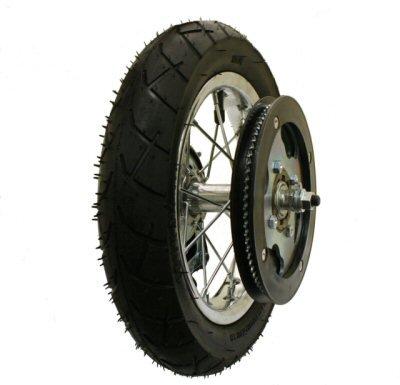 Razor Pocket Mod Rear Wheel- V31+ (Wheels Razor Rims)