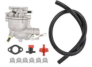 Amazon Com Carburetor Carb Tune Up Kit For Coleman