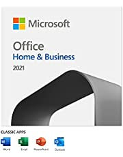 Microsoft Office Home & Business 2021 | 1-device [PC/Mac Online Code]