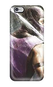 Iphone 6 Plus Case Cover Skin : Premium High Quality Mortal Kombat's Scorpion Case