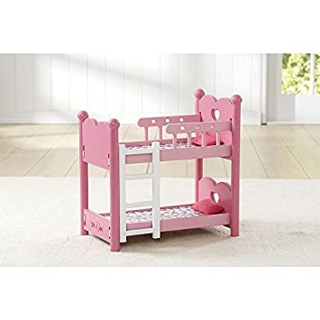 You Me Baby Doll Bunk Bed Set By Toys R Us Amazon Co Uk Toys Games