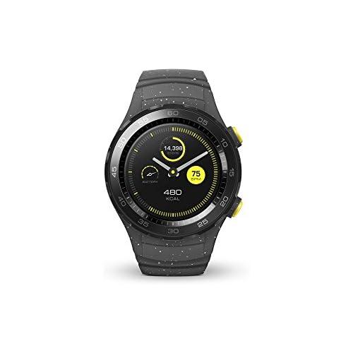 chollos oferta descuentos barato HUAWEI Watch 2 Smartwatch Android Bluetooth WiFi Color Gris Concrete