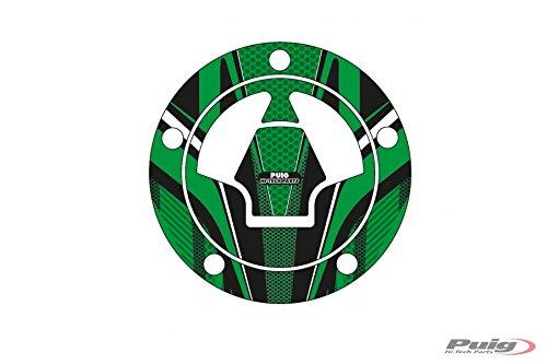 Puig 6312V Radical Protector Tapó n, Color Verde Motoplastic S.A.