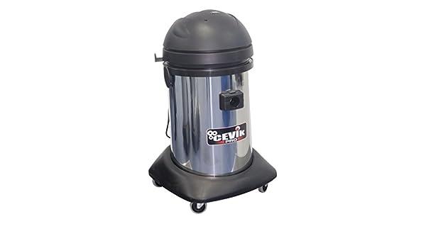 Cevik CE-PRO702INOX Aspirador sólidos y líquidos, 2400 W, 230 V ...