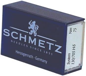 65 Schmetz Super Stretch ha X 1/SP coser agujas St