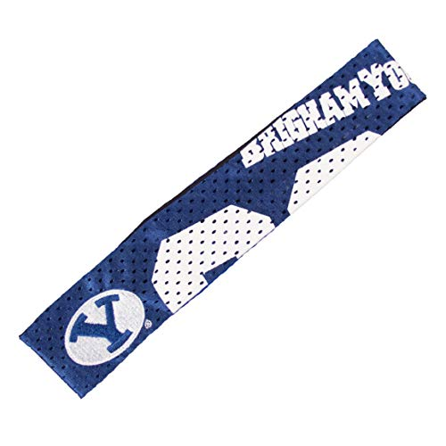 (NCAA BYU Cougars Jersey FanBand)