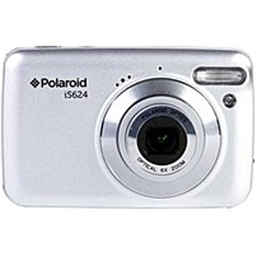 Polaroid iS 624 16MP Digital Camera - Silver