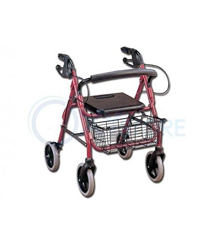 Gima - Andador con asiento: Amazon.es: Salud y cuidado personal