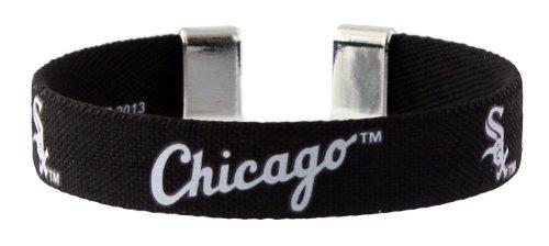 - MLB Chicago White Sox Ribbon Band Bracelet
