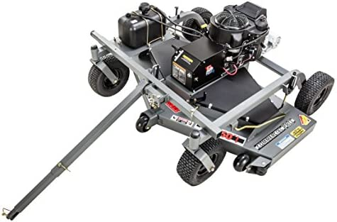 Swisher FC14560CPKA 14.5 HP 12V Kawasaki 60 Commercial Pro Trail Mower Trailmower, Gray
